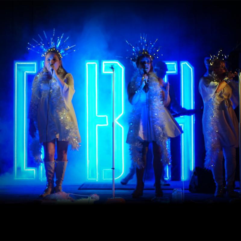 The Neon Queen